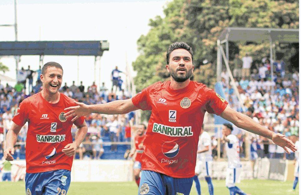 Ocho futbolistas mexicanos jugarán el Apertura 2017 en Guatemala