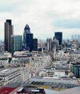 La City de Londres es considerada la zona más próspera de Europa. (Foto Prensa Libre: Hemeroteca PL).