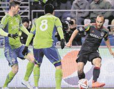 Landon Donovan afirma sentirse emocionado por su nueva aventura en el futbol, ahora en México. (Foto Prensa Libre: Hemeroteca PL)