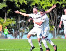 El delantero Jorge Vargas tuvo más participación en Cremas B. El próximo torneo estará en el equipo mayor. (Foto Prensa Libre: Hemeroteca PL)
