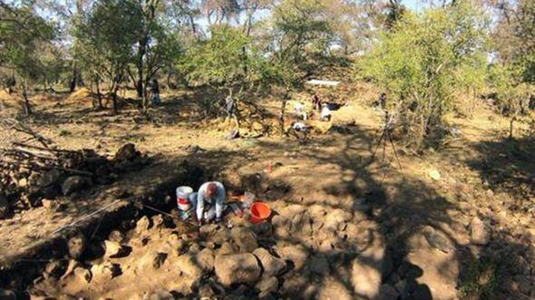 Las ruinas de Angamuco fueron descubiertas en 2007. (Foto: Chris Fisher)