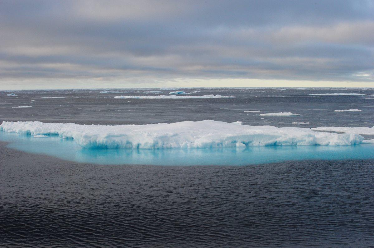 El deshielo por el calentamiento global amenaza a varias islas, por el aumento en el nivel del mar. (Foto: Hemeroteca PL)