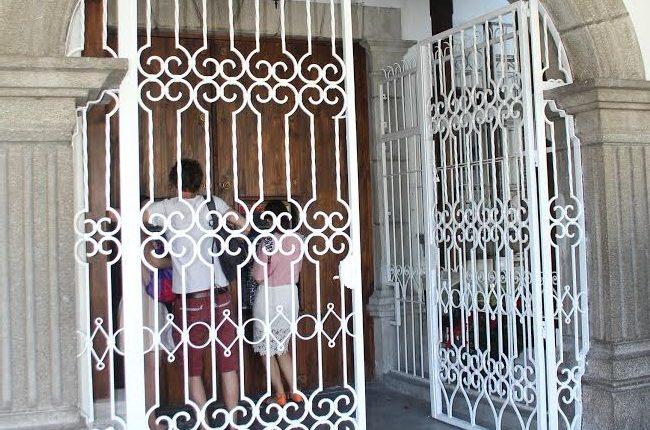 Inmueble que fue remodelado en Antigua Guatemala, según autoridades. (Foto Prensa Libre: Miguel López).