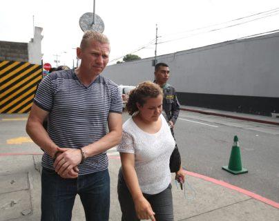 Igor Bitkov fue beneficiado con prisión domiciliar e inmediata libertad. (Foto Prensa Libre: Paulo Raquec)