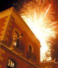 La celebración con fuegos artificiales no resulta sano ni agradable para algunas personas. (Foto, Hemeroteca PL)
