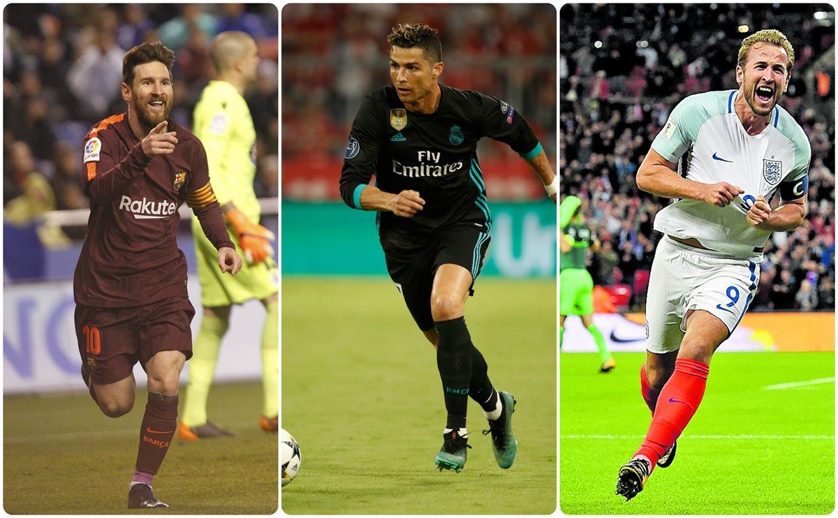 Las grandes figuras del futbol afirman que su carrera es demasiado corta y deben prepararse para el retiro. (Foto Prensa Libre: Agencias)