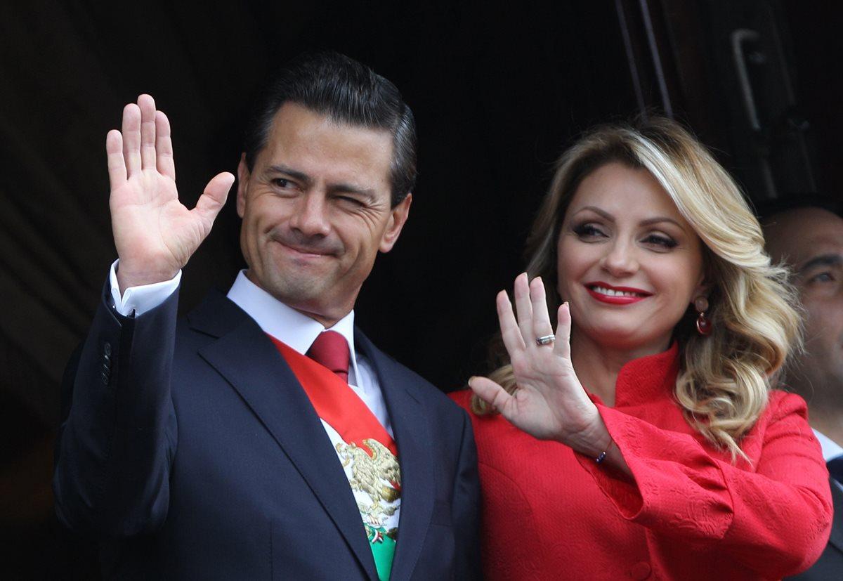 Se acabó el gobierno… ¿y el amor? Enrique Peña Nieto y Angélica Rivera se habrían separado, según medios