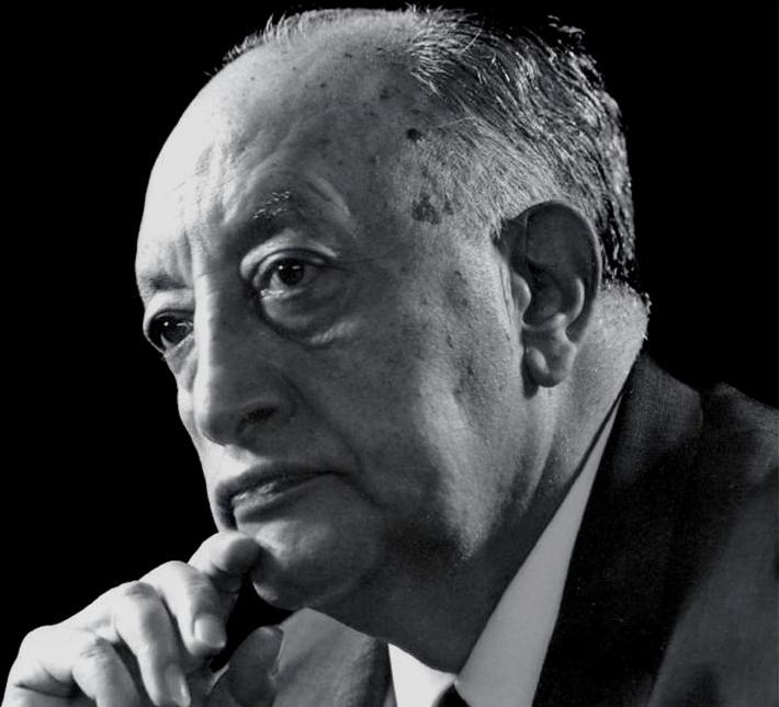 Este viernes se conmemora el natalicio del escritor guatemalteco Miguel Ángel Asturias. (Foto Prensa Libre: HemerotecaPL)
