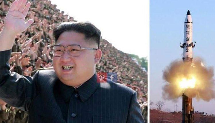 Corea del Norte jamas ha utilizado en combate una bomba de hidrógeno, pero forman parte de la mayoría de los arsenales nucleares existentes en el mundo. (Foto Prensa Libre: AFP)