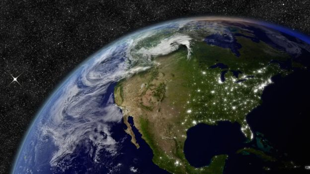 La canción Accross de Universe está viajando en el espacio destino la Estrella Polar. NASA