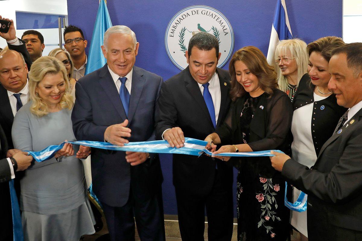 Empresarios israelíes invertirán US$ 2 mil millones en Guatemala