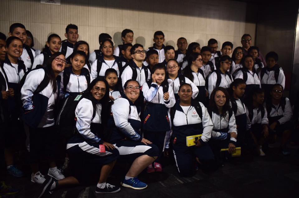 La delegación nacional de Olimpiadas Especiales viajó este jueves a Panamá. (Foto cortesía Olimpiadas Especiales Guatemala).