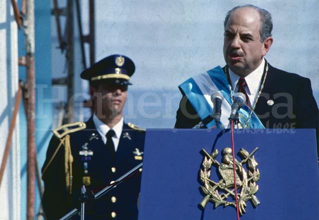 1991: Serrano recibe el poder; adiós Vinicio Cerezo
