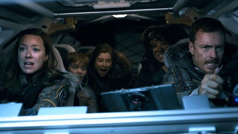 Lost in Space es parte de los estrenos de Netflix en abril (Foto Prensa Libre: Netflix).