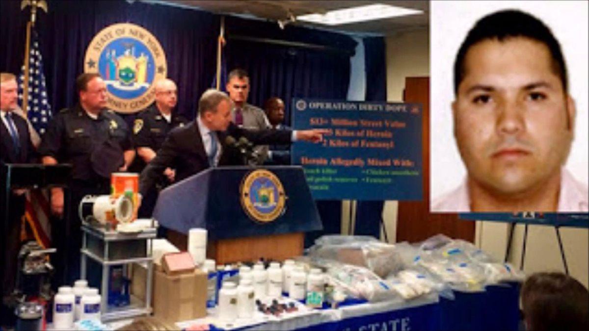 FBI ofrece recompensa de US$5 millones por el <em>Chapo Isidro</em>