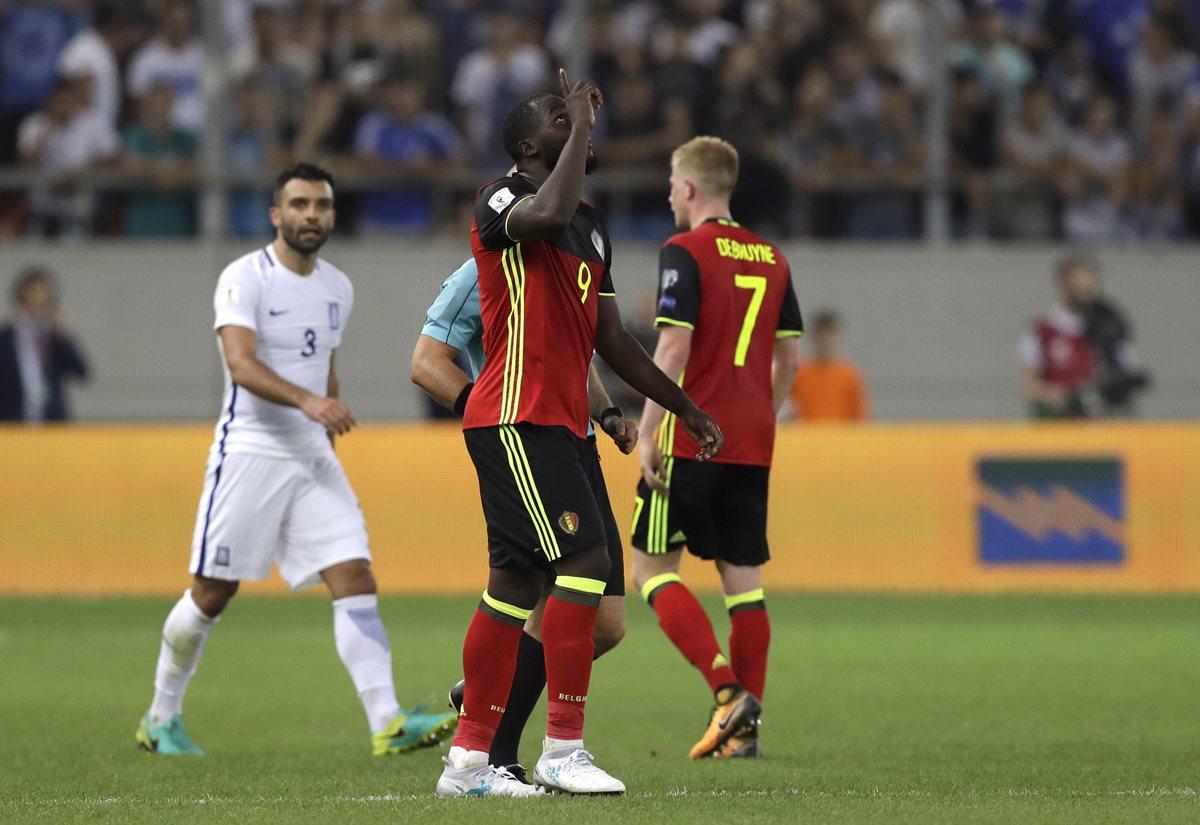 Bélgica es el primer clasificado a Rusia en las eliminatorias europeas