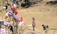 La pobreza extrema también es una de las causas que lleva a la desnutrición aguda. (Foto Prensa Libre: Hemeroteca PL)