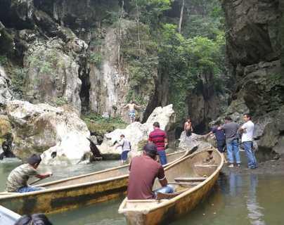 El Parque Ecológico El Boquerón y La Finca El Paraíso son dos bellezas naturales de El Estor