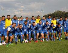 La selección nacional enfrentaría a Costa Rica u Honduras en la hexagonal final, si clasifica. (Foto Prensa Libre: Hemeroteca PL).