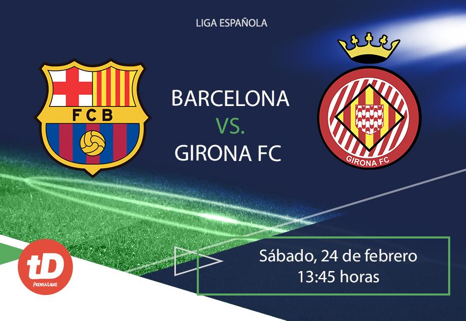 EN VIVO | Barcelona vs Girona
