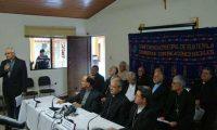 Conferencia Episcopal celebró su asamblea plenaria anual. (Foto Prensa Libre: Archivo)
