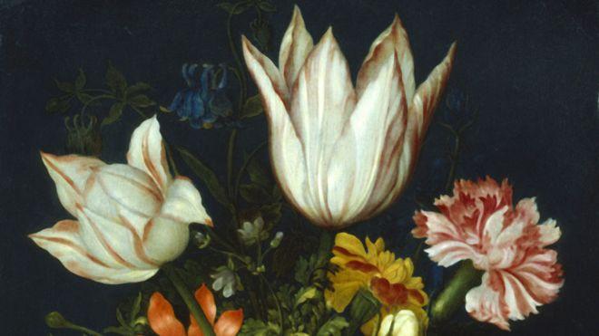 Los tulipanes llegaron a los Países Bajos en el siglo XVII y causaron furor. ALAMY