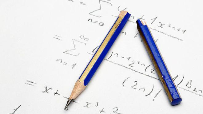 Muchos tienen dificultades con las matemáticas, pero para algunos el problema es severo. (THINKSTOCK)