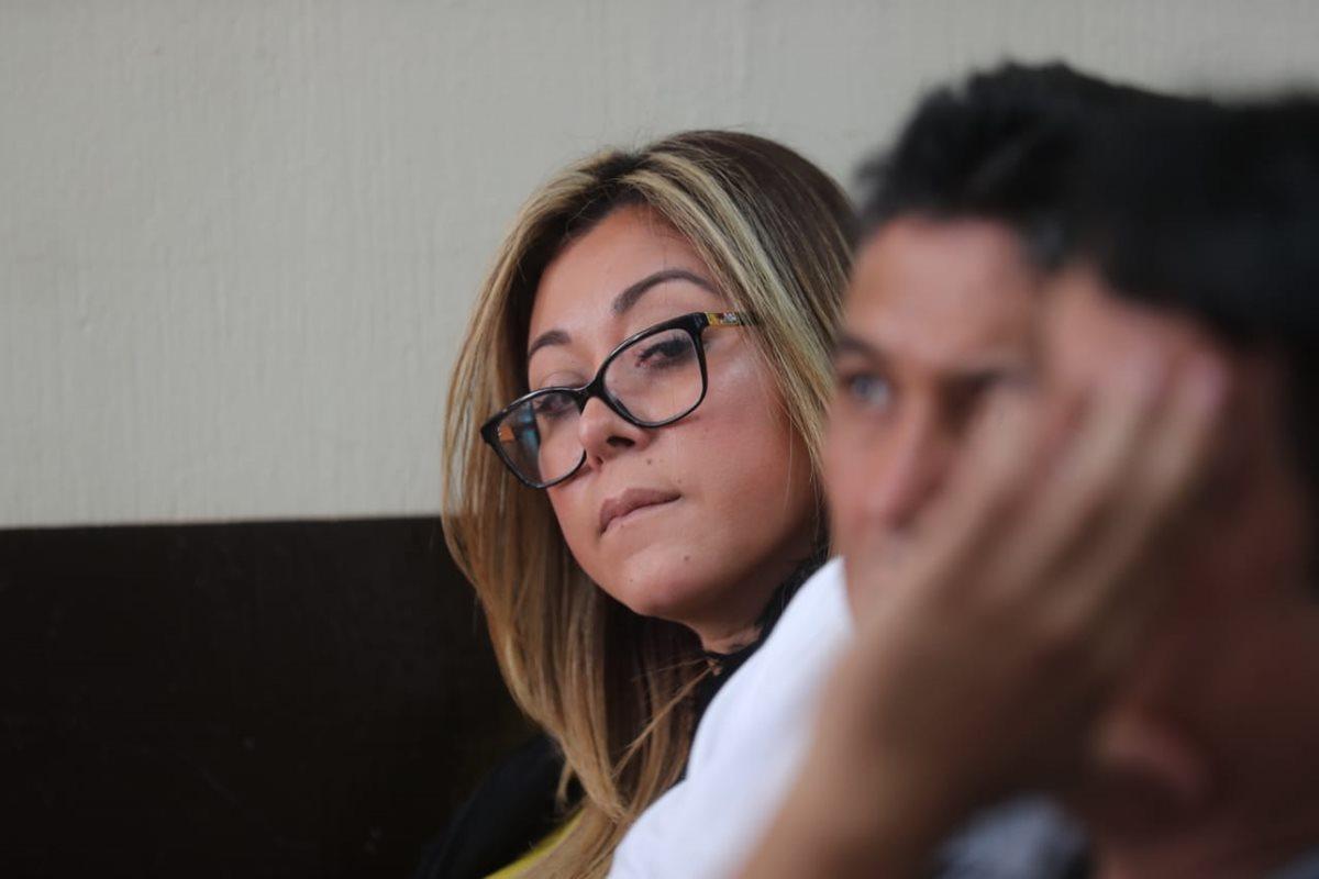 Exdiputada Emilenne Mazariegos es enviada a juicio por el Caso Chicamán