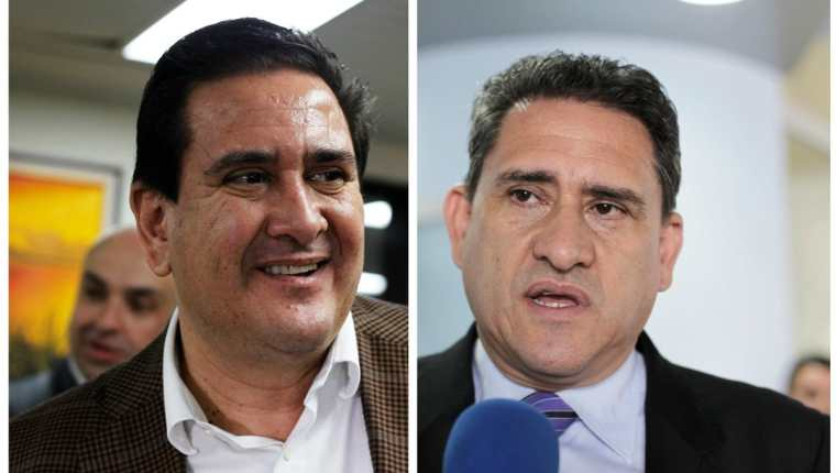 Gustavo Alejos, ha reconocido haber financiado a partidos políticos, incluido el de su hermano Roberto. (Foto Prensa Libre: Hemeroteca PL)