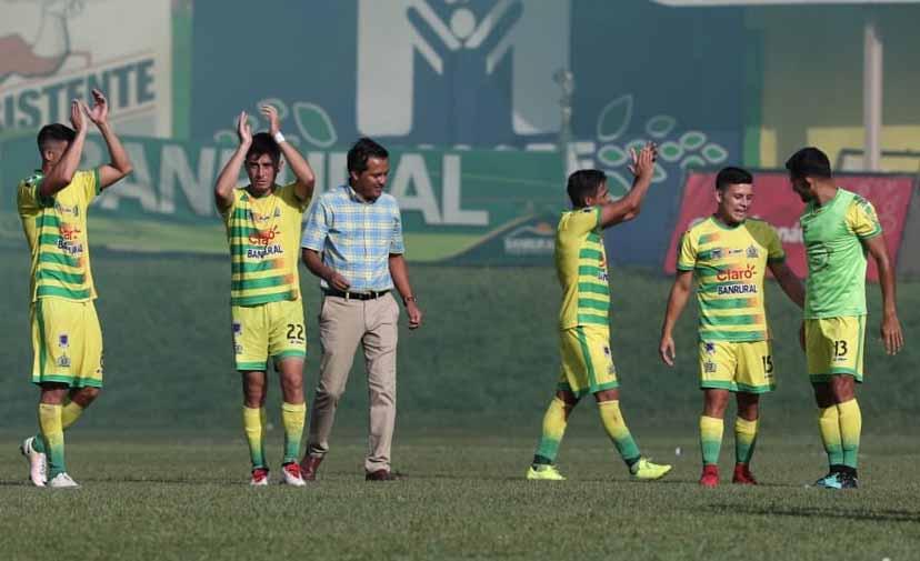 Guastatoya consigue histórica clasificación a la Liga de Campeones de la Concacaf