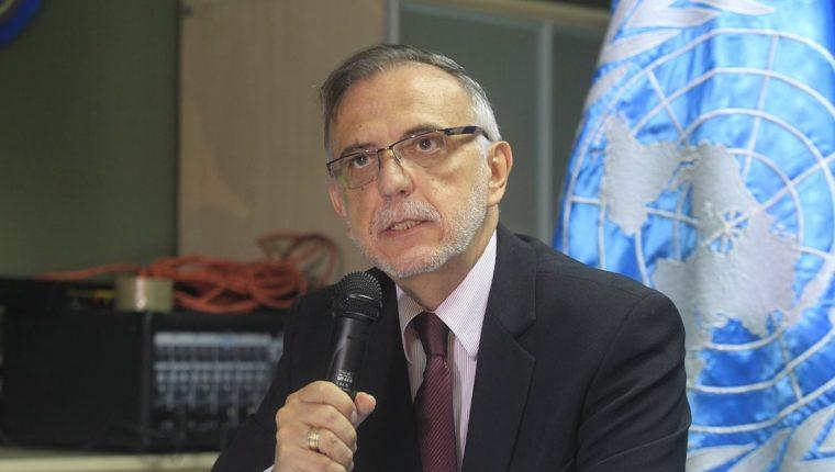 Esta no es la primera oportunidad en que el Comisionado invita a interactuar a los usuarios de redes sociales. (Foto Prensa Libre: Hemeroteca PL)