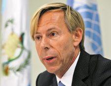 Anders Kompass, embajador de Suecia en Guatemala. (Foto: Hemeroteca PL)