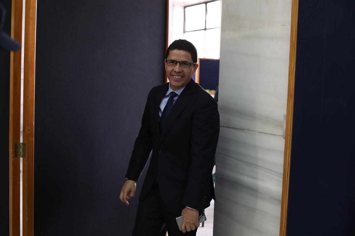 """Édgar Melchor: """"Ampliar la cobertura del MP es el reto"""""""