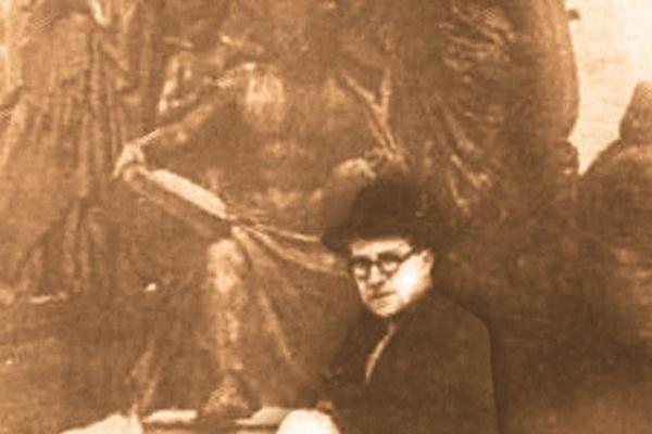 El médico Federico Mora en Berlín, Alemania, cuando fue embajador de Guatemala en ese país, de 1928 a 1931 (Foto: Hemeroteca de Prensa Libre).