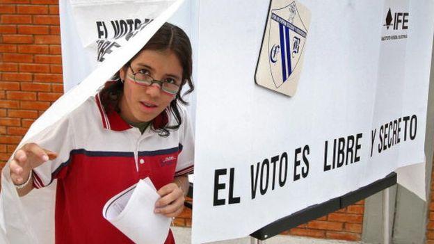 Estas fueron las elecciones más grandes de la historia. (AFP).