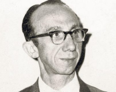 Isidoro Zarco era subdirector de Prensa Libre al momento en que fue asesinado. (Foto Prensa Libre: Hemeroteca PL)