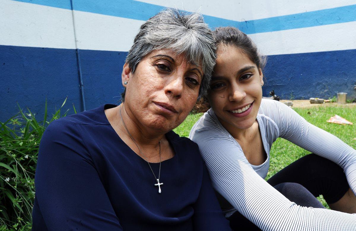 Patricia Porras: Sofía es su felicidad