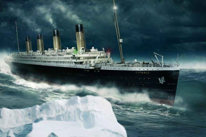 En el Titanic murieron más de 1.500 hombres, mujeres y niños. (Getty)