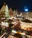 Los numerosos mercados tradicionales de Viena invitan a pasear y hacer vida social.(AFP).