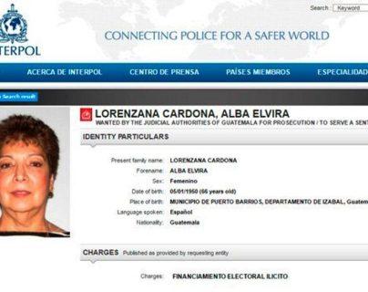 Esposa de Ángel González presenta acción legal para que no la juzguen por financiamiento electoral no registrado