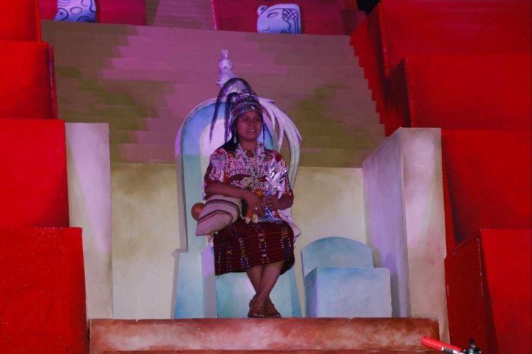La nueva Rabina Ajaw 2018 se llama Marleny Yohana García Jiménez originaria de Huehuetenango