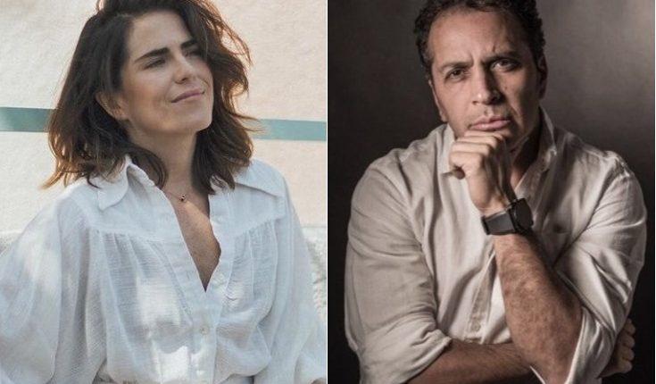 La actriz mexicana Karla Souza y el director y productor Gustavo Loza están involucrados en un escándalo sexual. (Foto prensa Libre: Twitter)