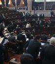 El Congreso aprobó en segundo debate la iniciativa de ley de reformas electorales. (Foto Prensa Libre: Hemeroteca)