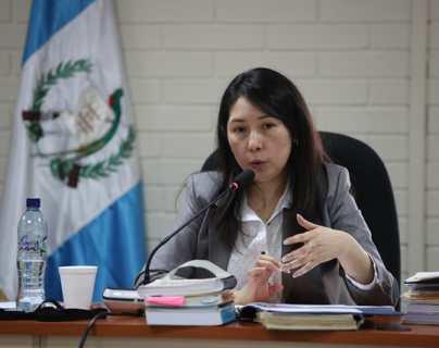 Designan a nuevo juez pesquisidor para conocer antejuicio presentado contra jueza Ericka Aifán