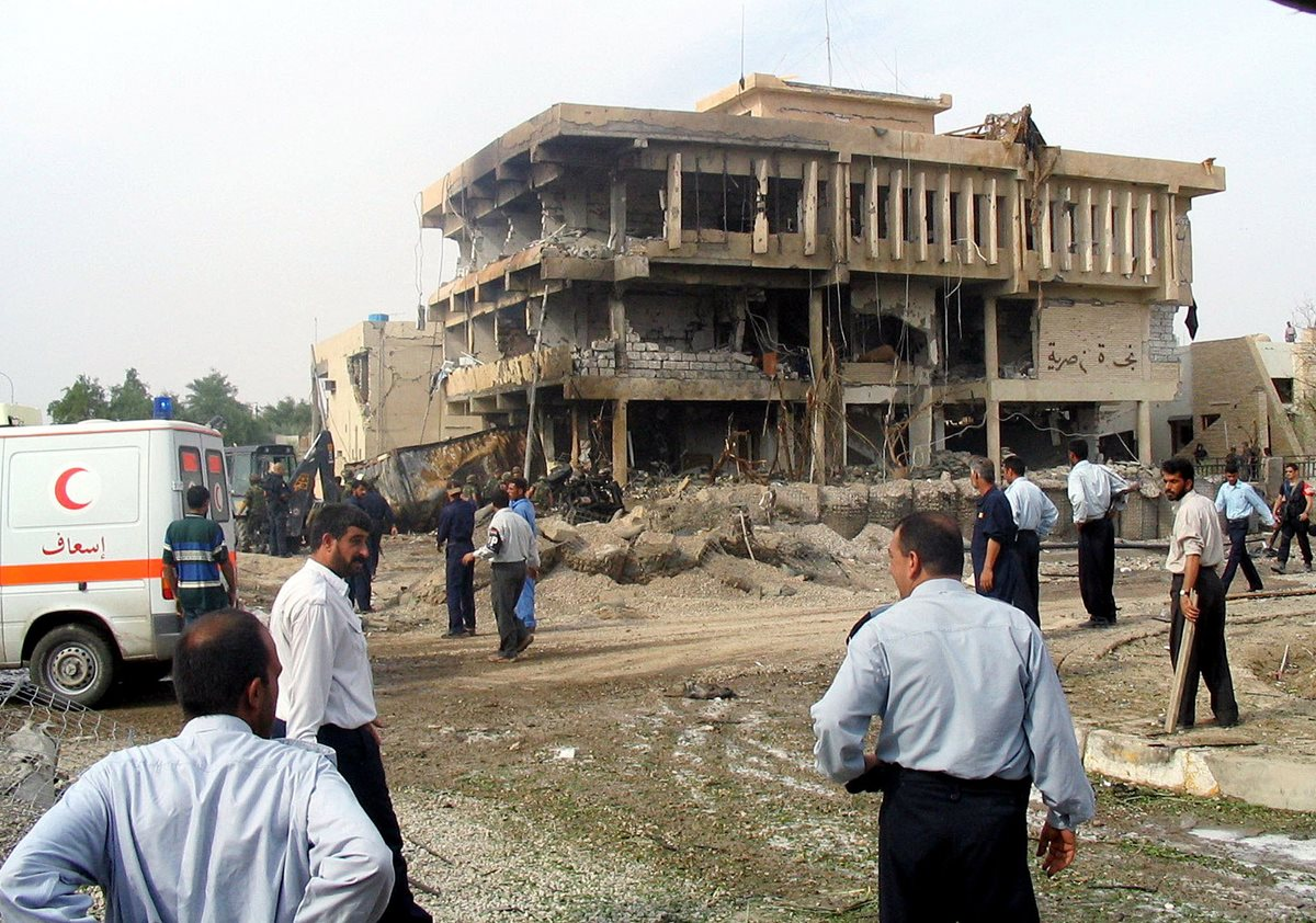 2003: aliados de Estados Unidos víctimas del terrorismo