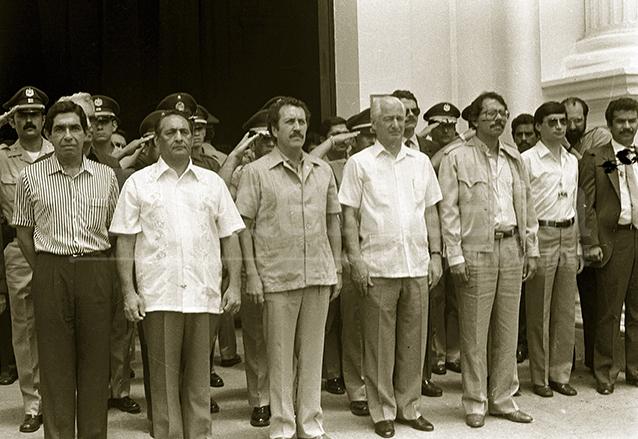 Los presidentes de Centroamérica se reunieron en Esquipulas el 24 de mayo de 1986. (Foto: Hemeroteca PL)
