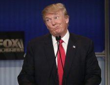 El presidente Donald Trump mostró su sentido del humor en una exclusiva cena del club Gridiron, con la élite de la prensa política de Washington. (Foto Prensa Libre: Hemeroteca PL)