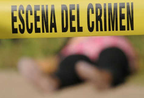 La mayor tasa de feminicidios está en países de Latinoamérica, según informe de la   organización Small Arms Survey. (ARCHIVO).