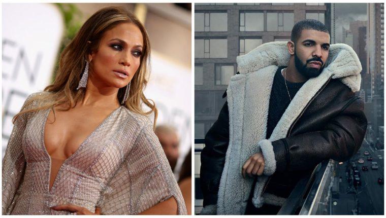 ¿Jennifer López y Drake tendrán una relación? (Foto Prensa Libre: Hemeroteca PL)