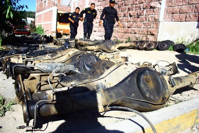 Bandas que se dedican al robo de vehículos operan con impunidad